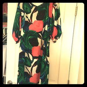 sunday in brooklyn callalily kimono dress